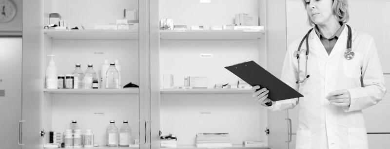 Pharmacist Reading